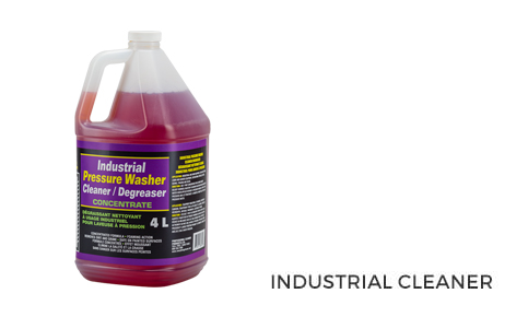 Industrial Pressure Washer Cleaner Degreaser