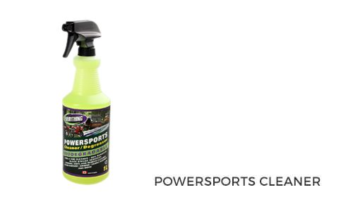 Powersports Cleaner Degreaser
