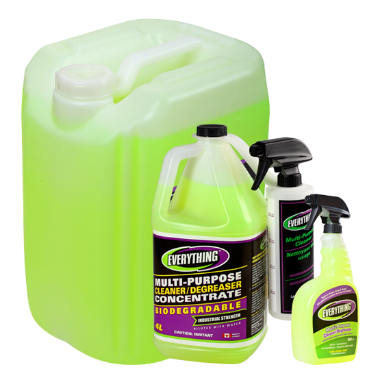 Everything Multi-Purpose Cleaner Degreaser