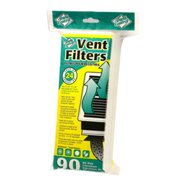 Dust Control Vent Filters